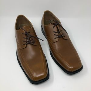 JF J Ferrar Derby Men's Dress Shoes Size 13M